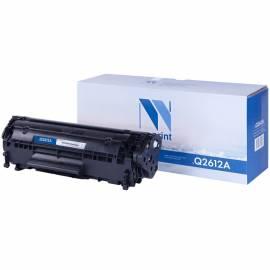 Картридж совм. NV Print Q2612A (№12A) черный для HP LJ 1010/1012/1015/1018/1020/1022/3015/ (2000стр)