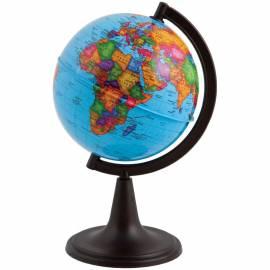 Глобус политический Глобусный мир, 12см, на круглой подставке