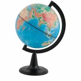 Глобус физический Глобусный мир, 15см, на круглой подставке