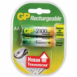 Аккумулятор HR06 GP 210AAHC-UC2 2100mAh