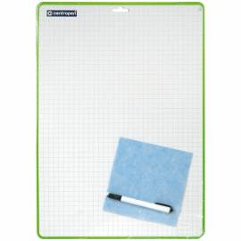 Доска для рисования с маркером двухсторонняя Centropen, А3