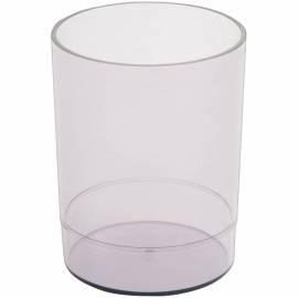 """Подставка-стакан Стамм """"Офис"""", тонированный серый"""