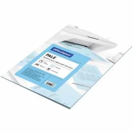 Бумага цветная OfficeSpace pale А4, 80г/м2, 50л. (голубой)
