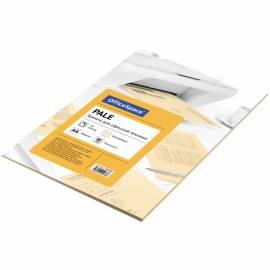 Бумага цветная OfficeSpace pale А4, 80г/м2, 50л. (оранжевый)