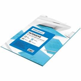 Бумага цветная OfficeSpace intensive А4, 80г/м2, 50л. (голубой)