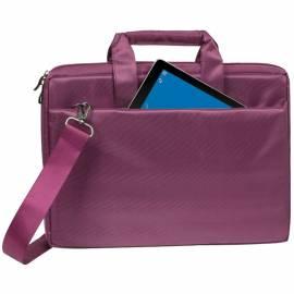 "Сумка для ноутбука 15,6"" RivaCase 8231, полиэстер, пурпурный, 385*265*45мм"