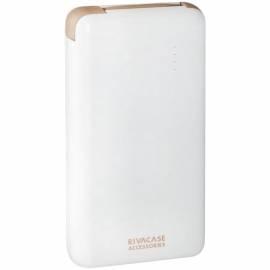 Зарядное устройство RivaCase PowerBank VA 2008 8000 mAh белый