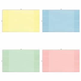 Обложка 210*350 для дневников и тетрадей, ArtSpace, ПЭ 60мкм, цветная