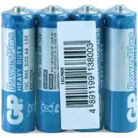 Батарейка GP AA (R06) 15S OS4