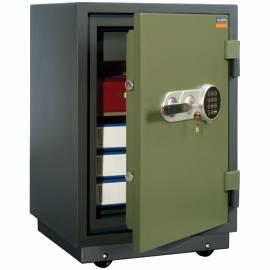 Сейф огнестойкий Valberg FRS-73T EL (замки: ключ + эл/код) класс 60Б