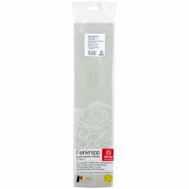 Бумага крепированная Werola, 50*250см, 32г/м2, растяжение 55%, светло-серая, в индивид. упаковке