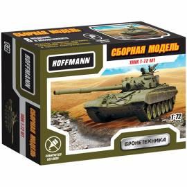 "Модель для сборки Hoffmann ""Танк Т-72 M1"", масштаб 1:72"