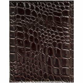 Бумажник водителя OfficeSpace иск. кожа, коричневый, крокодил