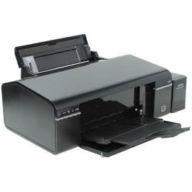 Принтер струйный Epson L805 (A4, 37/38ppm, 5760*1440dpi, 6цв., печать на CD/DVD, USB)