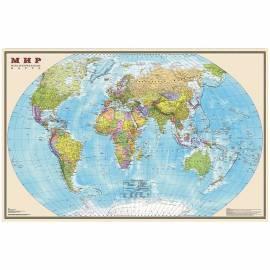 """Карта """"Мир"""" политическая DMB, 1:35млн., 900*580мм"""