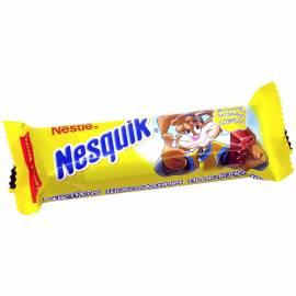 Шоколадный батончик Nesquik, молочный шоколад, 43г