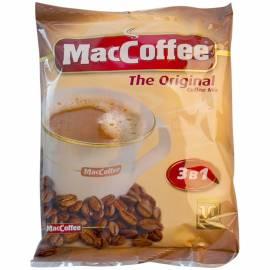 """Кофе растворимый MacCoffee """"3 в1"""",10 пакетиков*20г"""