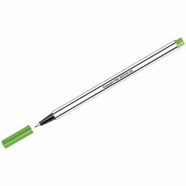 """Ручка капиллярная Luxor """"Fine Writer 045"""" светло-зеленая, 0,8мм"""