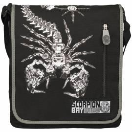 """Сумка Академия Групп """"Scorpion Bay"""" 35*33*6см, 1 отделение, ассорти"""