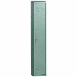 Шкаф для раздевалок Практик LS (LE) -01, 1830*302*500, 1 секция