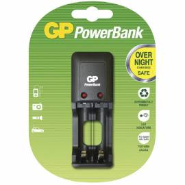 Зарядное устройство GP PB330GS-C1 без аккумуляторов